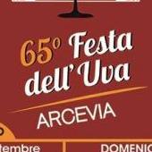 65° Festa dell'Uva di Arcevia